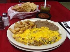 Breakfast Tacos San Antonio