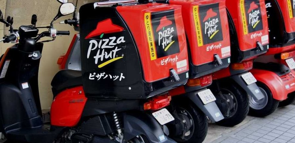 Pizza Hut delivery charges