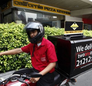 Fast food delivery Philippines