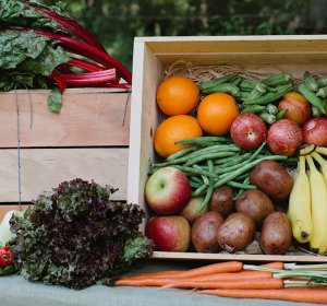 Organic Produce delivery Atlanta