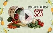Fresh Express fruit veg delivery melbourne - Groceries