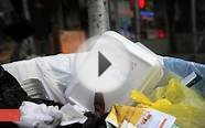 New York City to Ban Foam Take-Out, Delivery Food Containers