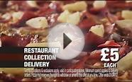 Pizza Hut brings you Special Five!