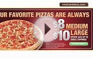Pizza Hut Specials