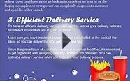 What You Must Have Before Starting Your Own Fast Food Delivery